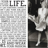 The Marilyn Monroe Manifesto