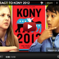 Kids React to KONY 2012