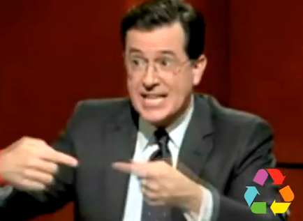Stephen Colbert Tells the Remix community NOT to Remix