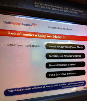 ATM-azing Bank of America