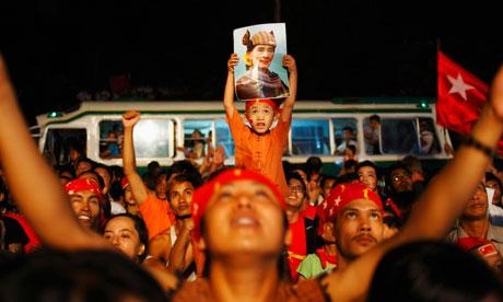 Aung San Suu Kyi's Superficial Win