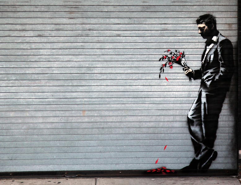 Banksy's New York Beat