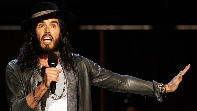 Laughing in the Face of the King – Russell Brand's Call for Revolution