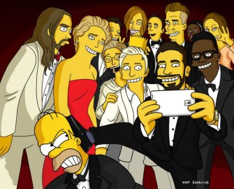 Beyond #selfie-hood: Social Issues Dominate the Oscars