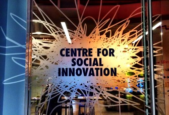 #DreamUp at the Centre for Social Innovation!