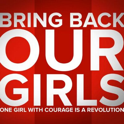 #BringBackOurGirls Social Media March