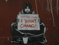 Street Art as Activism: Say it and  Spray it