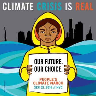 People's Climate March September 21st!