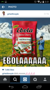 riccola Ebola