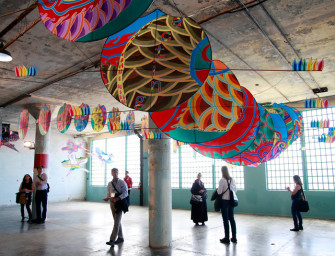Free Speech @LARGE: AI WEIWEI ON ALCATRAZ