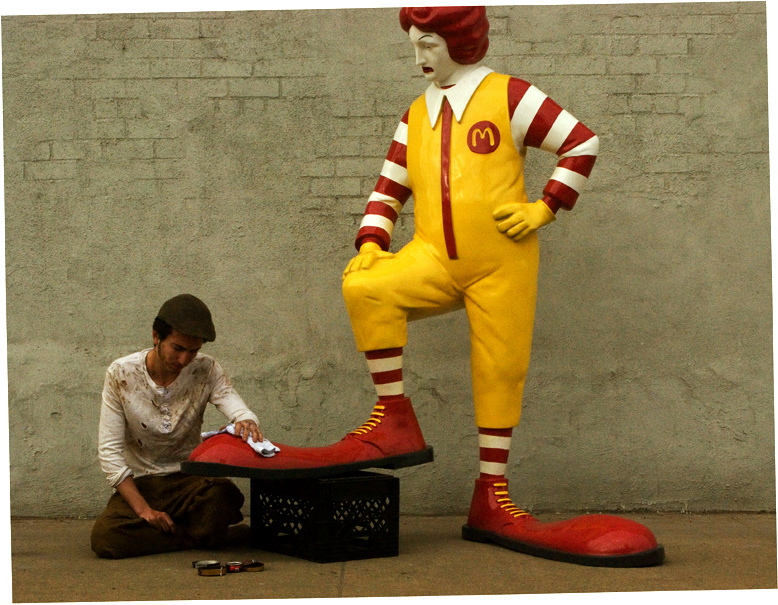Banksy's_Ronald_McDonald_sculpture_from_Better_Out_Than_In_New_York_City_residency