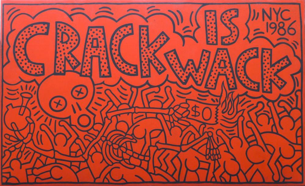 haring CrackisWack