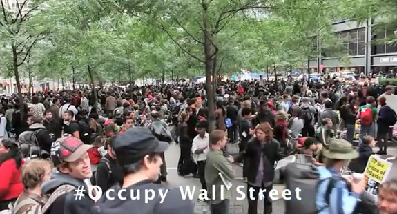 #OccupyLove