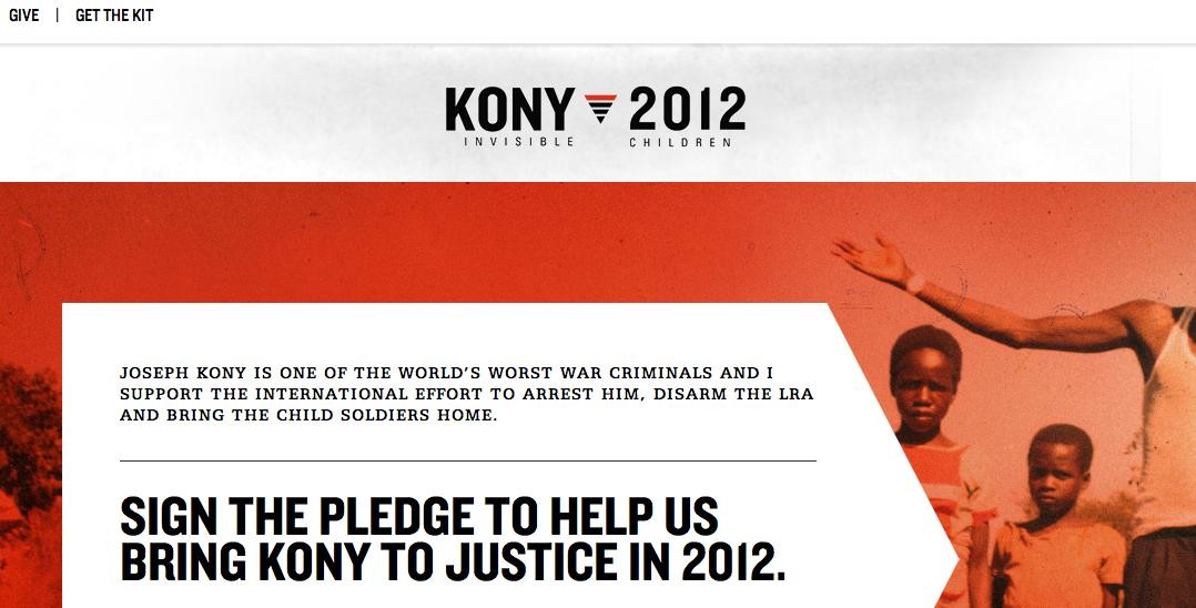 #StopKony Viral Video Sweeps Global Community