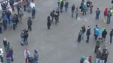 Russian Flash Mob!