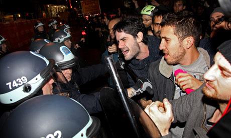 Occupy Wall Street via The Guardian