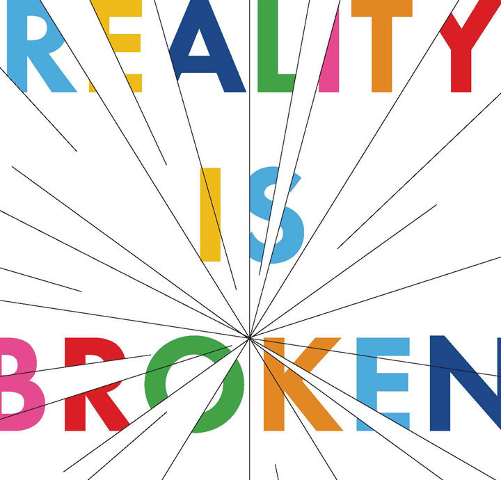 DANI AND LIZ BOOK BLOG:  Reality is Broken by Jane McGonigal