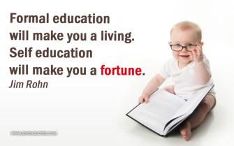 The Future of Self-Education
