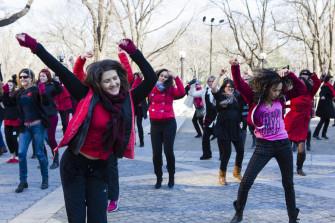 V-Day: One Billion Rising